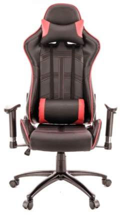 Игровое кресло Everprof Lotus S10 (Black/Red)