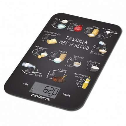 Весы кухонные Polaris PKS 1053 DG Chalk