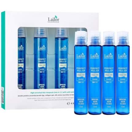 Филлер для восстановления волос La'Dor Perfect Hair Filler – 1шт х 13 мл