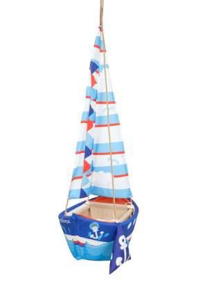 Игровой набор качели подвесные с подушками Морской Фрегат