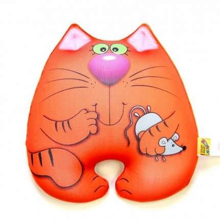 Игрушка-антистресс Штучки, к которым тянутся ручки Кот Мышкин малый 1 Рыжий