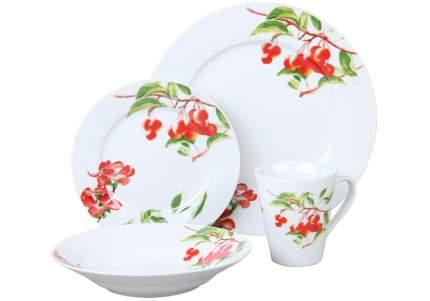 Набор столовой посуды 16 предметов Rosenberg RPO-100013-16