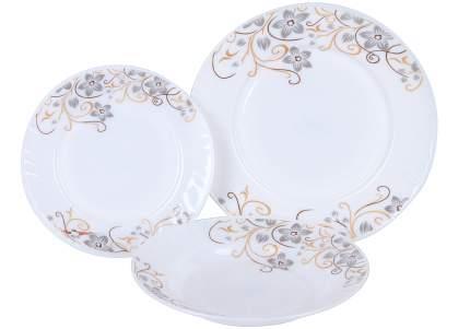 Набор столовой посуды 18 предметов Rosenberg RGC-100108