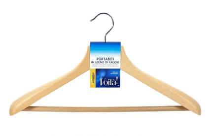 Вешалка Cosatto Бук широкая с перекладиной деревянная 45 см