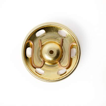 PRYM PRYM Кнопки пришивные, 21 мм, золотистые, 341812