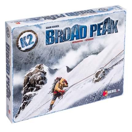 Дополнение к настольной игре Нескучные игры К2: Broad Peak