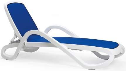 Шезлонг-лежак пластиковый Nardi Alfa