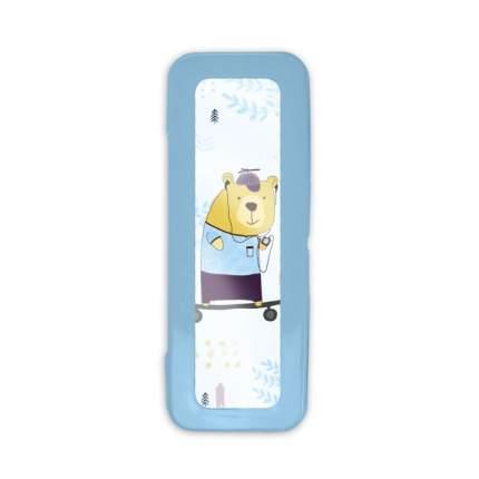 Пенал школьный Феникс+ арт.51737/ 60 мишка косолапый