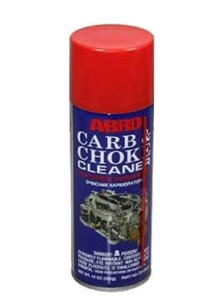 Очиститель Карбюратора-Спрей 283 Гр. Abro Cc-200-R (Производство Сша) ABRO арт. CC-200-R