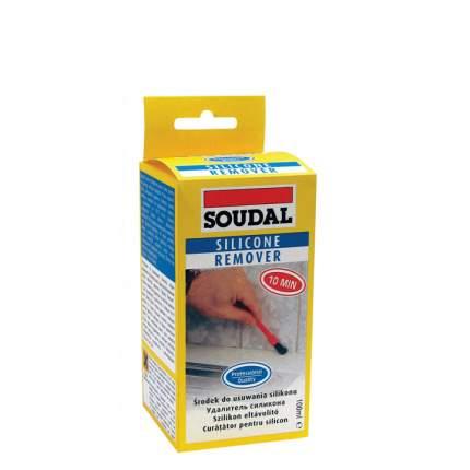 Удалитель силикона SOUDAL 100 ml, артикул 110757