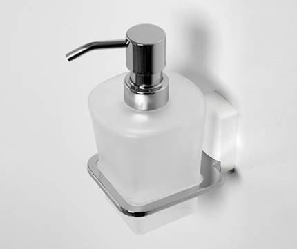 Дозатор для мыла WasserKRAFT Leine K-5099WHITE