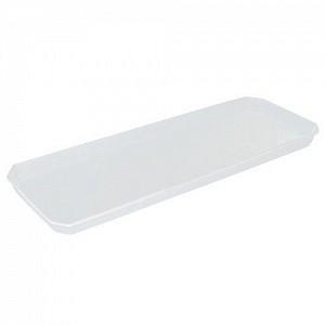 Поддон для балконного ящика InGreen ING1040БЛ 40 х 14 см