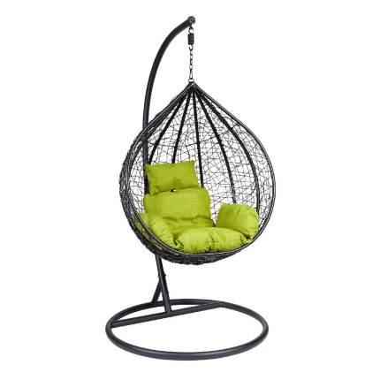 Подвесное кресло Экодизайн Z-03 (B) (black/green)