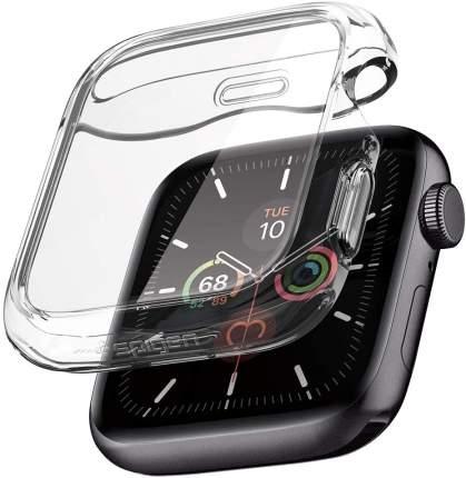 Чехол Spigen Ultra Hybrid (ACS00428) для Apple Watch Series 4/5 44mm (Clear)