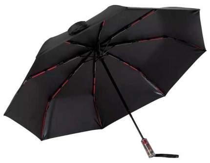 Зонт Xiaomi Valley Automatic Sunny Rainy Umbrella (Black/Red)