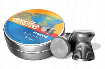 Пули H&N Excite Plinking 4,5 мм 0,48 г (500 шт.)