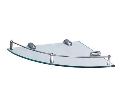 WasserKRAFT K-544 Полка стеклянная угловая