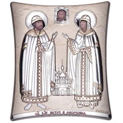 Икона Петр и Феврония Slevory 141TW2FWB
