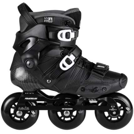 Роликовые коньки Powerslide 2020 Hc Evo 90 Black 40
