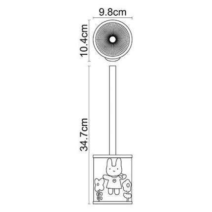 Ершик WasserKRAFT Ammer K-6427