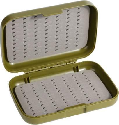 Коробочка для нахлыстовых мушек Mikado (12.8 x 8.6 x 3.4 см.) водонепроницаемая