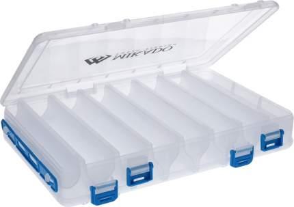 Коробка рыболовная Mikado двухсторонняя UACH-H488 (27.6 x 17.6 x 4.9 см.)