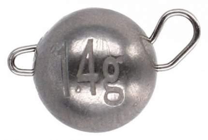 Чебурашка вольфрамовая разборная Mikado 3 г.  уп.=3 шт.