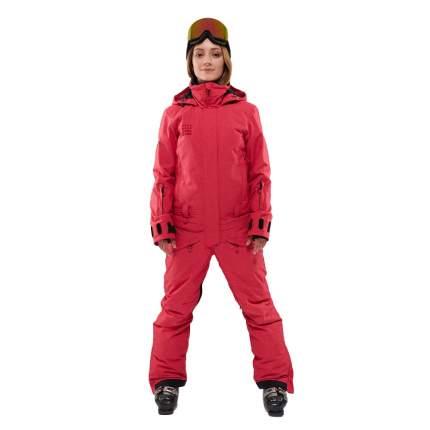 КОМБИНЕЗОН COOL ZONE TWIN ONE COLOR KN1105/09 2020 красный джинс XS