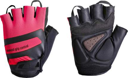 Велосипедные перчатки BBB Gloves Airroad, red, L