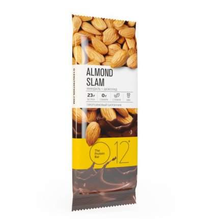 Вафельные батончики в молочном шоколаде O12 65 г, 10 шт, миндаль-шоколад
