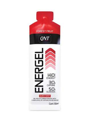 Энергетический гель QNT Energel, 55 мл, wild berry