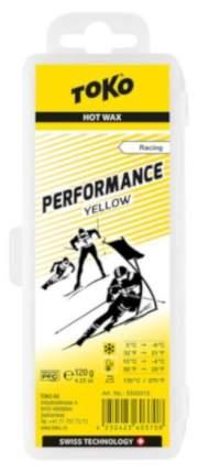 Низкофтористый парафин Toko 2020-21 Performance Yellow 120G Yellow