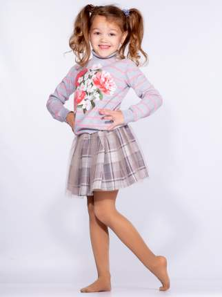 Колготки детские Omsa kids, цв. бежевый р.134