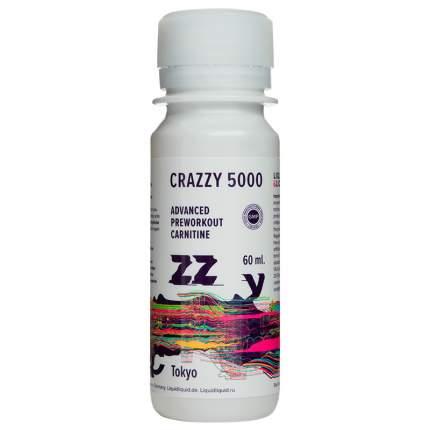 Liquid & Liquid L-Carnitine Crazzy 5000, 1 шт, вкус: красная ягода