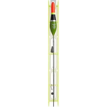 Оснастка для поплавочной удочки Mikado 024 3.5 г, леска 8 м, 0.16, поводок 0.14, крючок 10