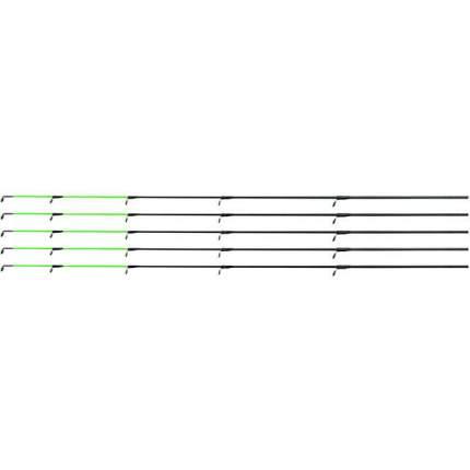 Хлыстик для фидера Mikado carbon 53 см. 2.35 мм. (Medium - green)