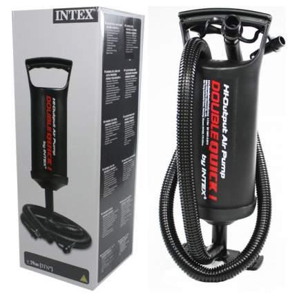 Насос ручной Intex Hi-Output Hand Pump 30см