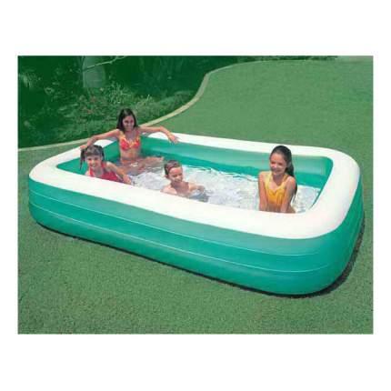 Бассейн надувной INTEX Swim Center