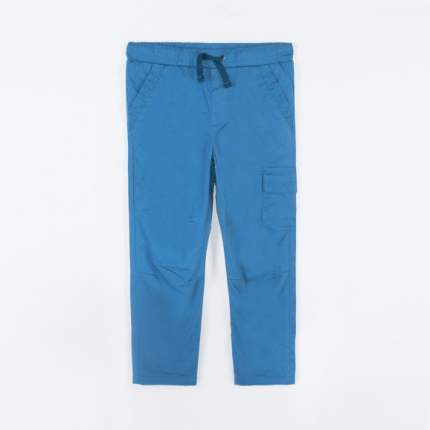 Брюки для мальчика Coccodrillo, 98 р-р, цв.голубой