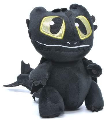 Игрушка мягкая Беззубик дракон-фурия 15см CoolToys IM150BLACK