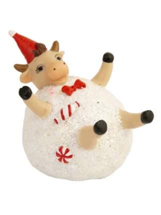 Символ года Феникс Present 81389 Бычок в снежке