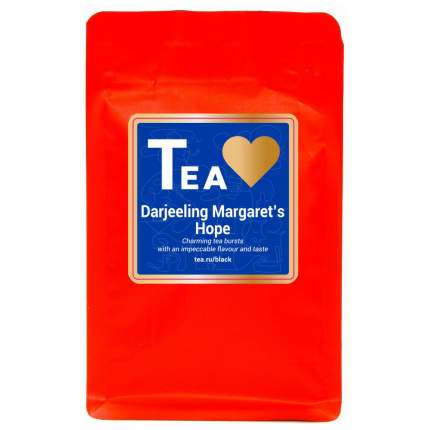 Чай Tea.ru Darjeeling Margaret's Hope листовой 75 г