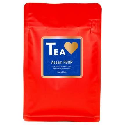 Чай Tea.ru Assam FBOP черный листовой 180 г