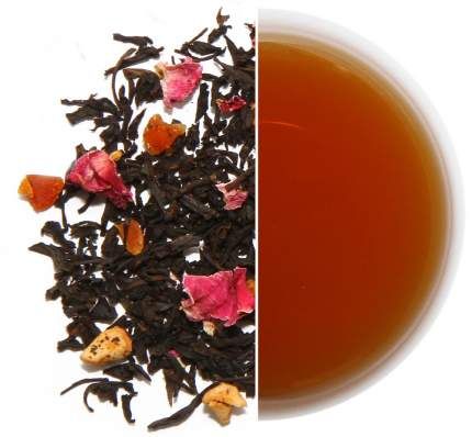 Чай Tea.ru Mango & Maracuya Mix черный листовой c добавками 180 г