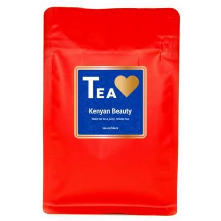Чай Tea.ru Kenyan Beauty черный листовой 180 г
