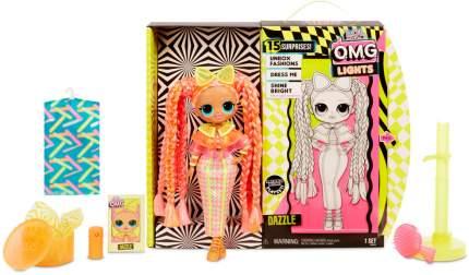 Кукла-сюрприз LoL OMG Lights Series Dazzle (565185)