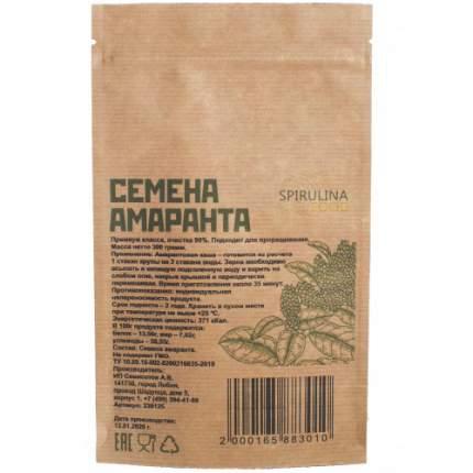 Амарант зерно очищенное 300 г
