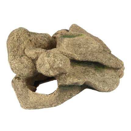 Грот для аквариума и террариума AQUA DELLA Камни Stone Pile 2, 13х12х23,5 см