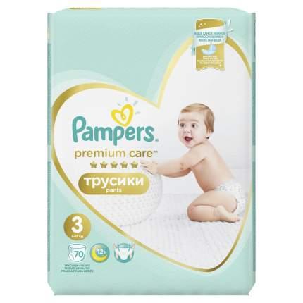 Трусики Pampers Premium Care 3 (6-11 кг), 70 шт.