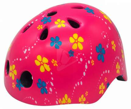 Шлем детский Tech Team GRAVITY 800 розовый объем 48-56см